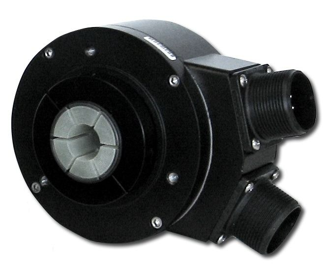 Encoder Incremental HS35R – Saída Dupla