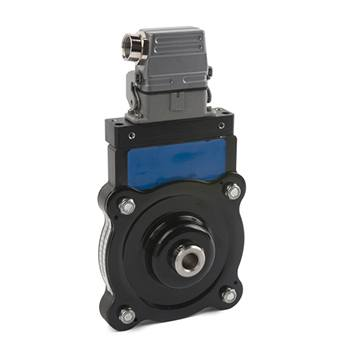 Encoder Incremental SLIM Tach HS56 (saída dupla e única)