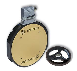 Encoder Incremental SLIM Tach SL85 (saída única e dupla)